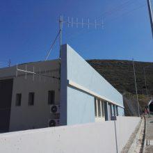 Κτίριο Εξυπηρέτησης Σήραγγας Ι & ΙΙ